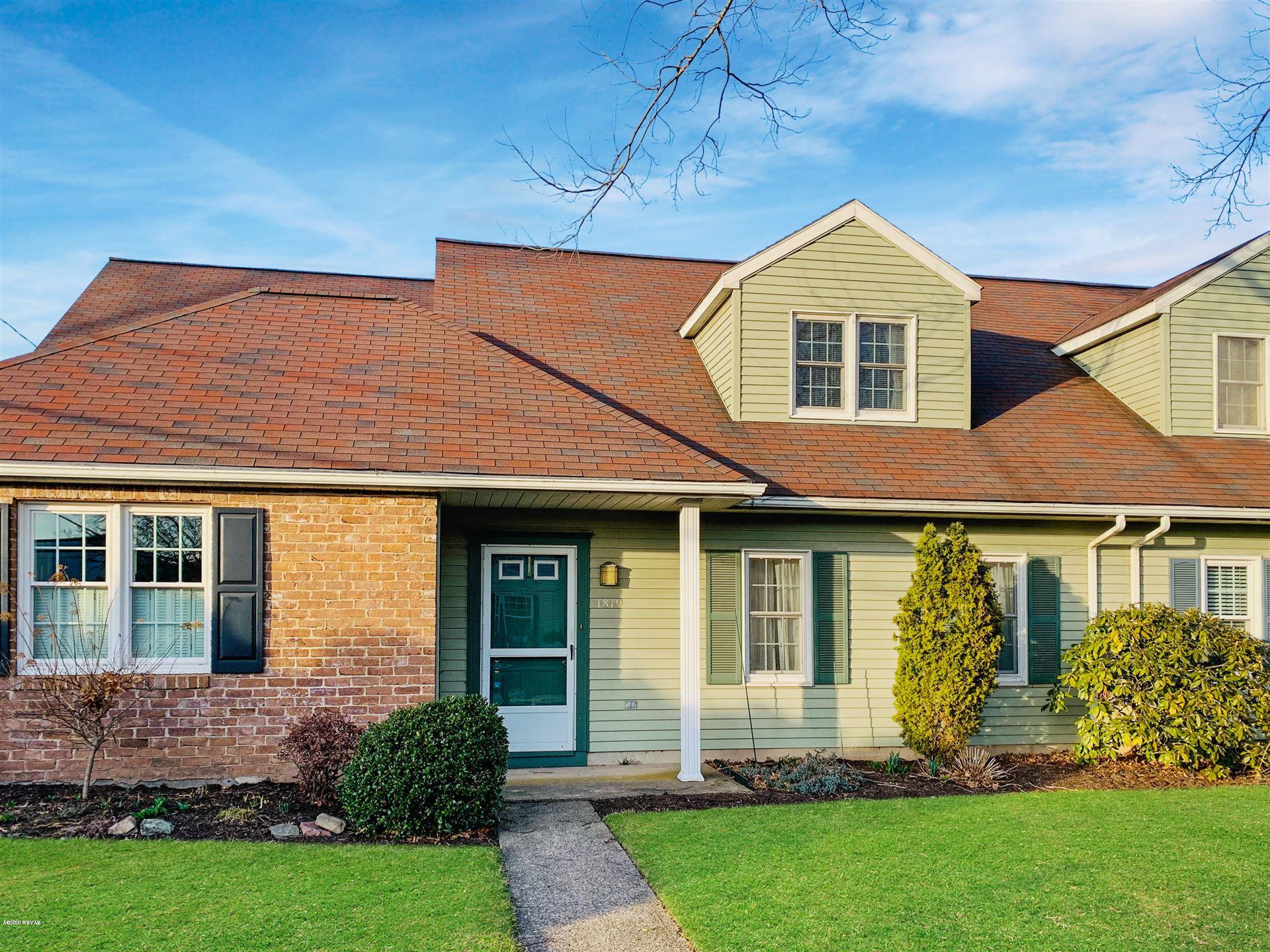 1819 HOMEWOOD AVENUE, Williamsport, PA 17701 - #: WB-89770