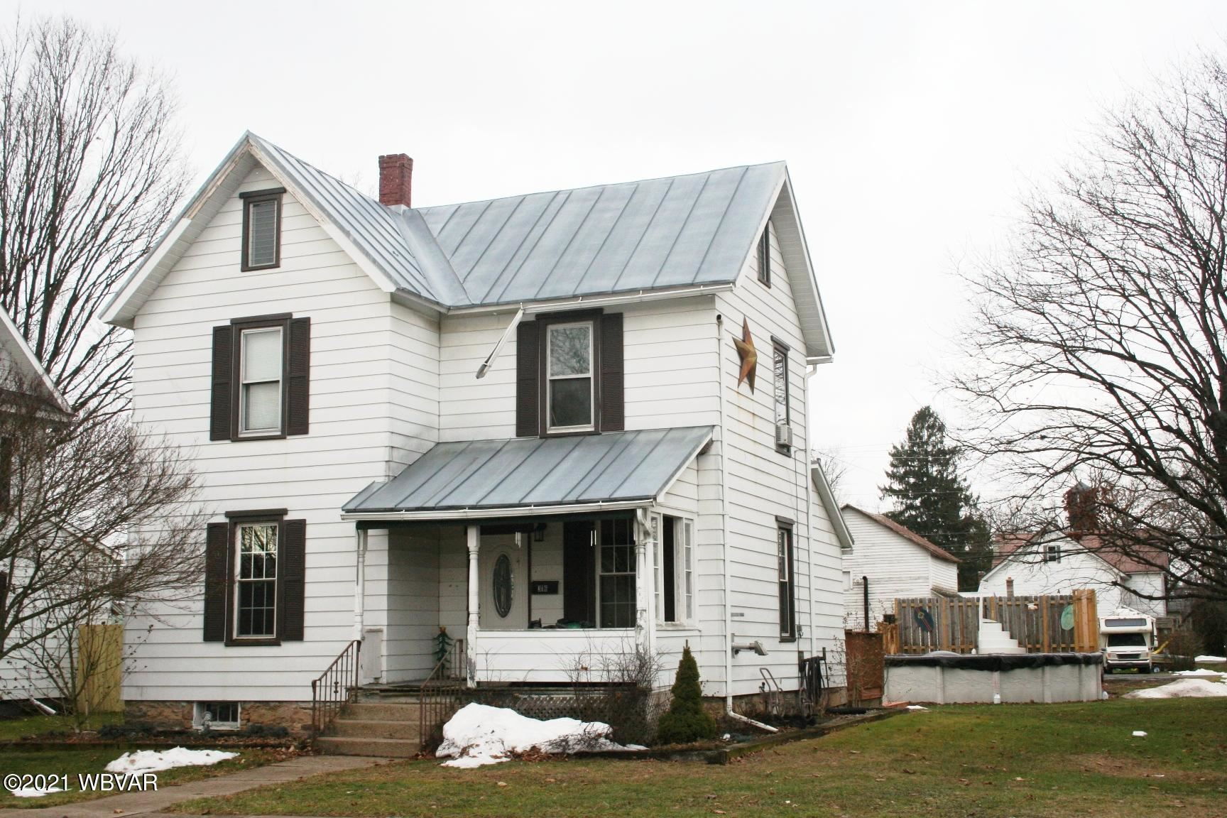 316 S SECOND STREET, Hughesville, PA 17737 - #: WB-91773
