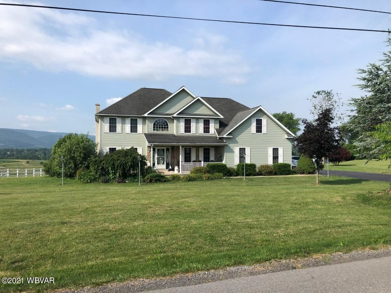 734 RIDGE ROAD, Mill Hall, PA 17751 - #: WB-92778