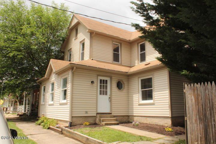 829 TUCKER STREET, Williamsport, PA 17701 - #: WB-92802