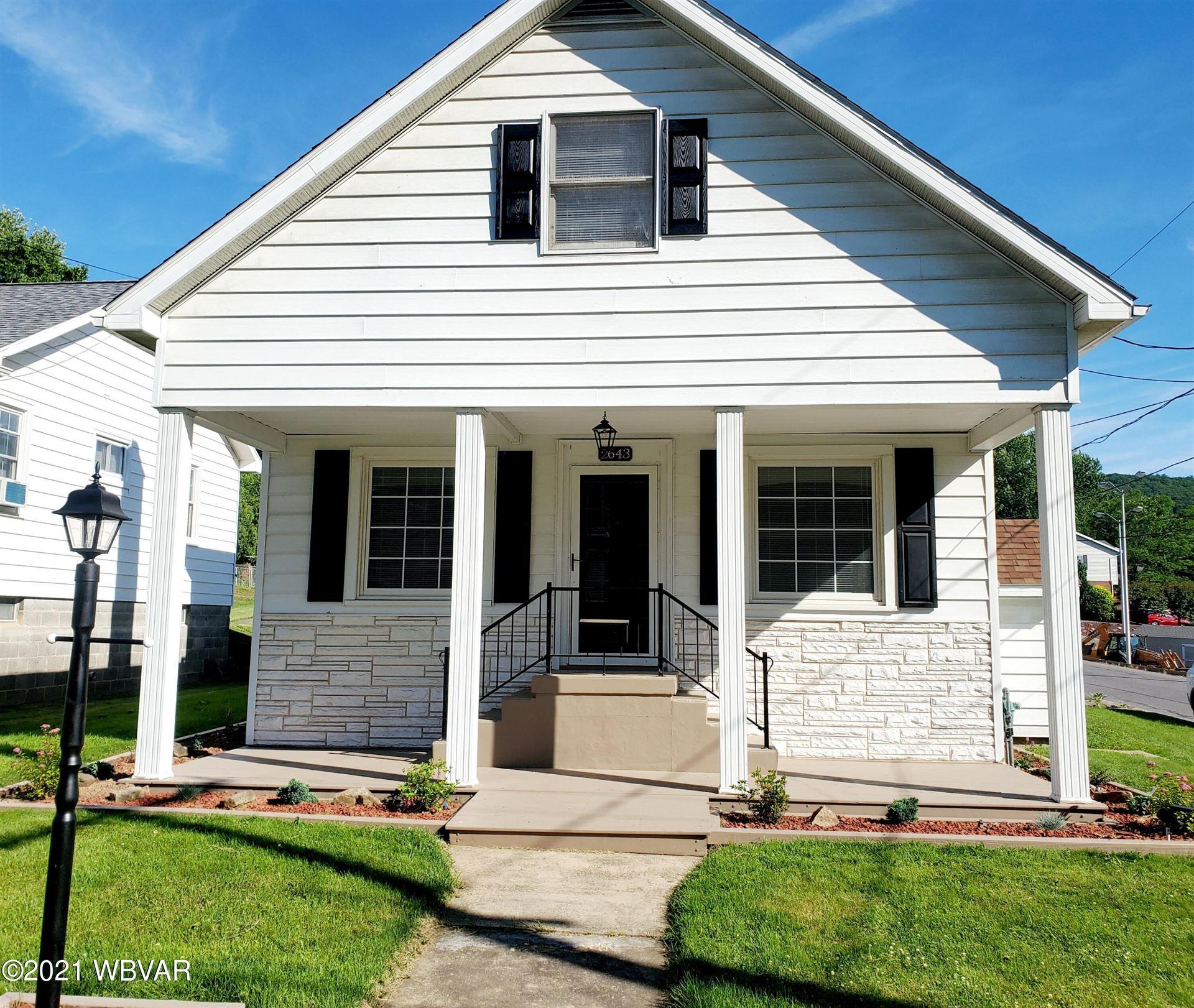 2643 EUCLID AVENUE, Duboistown, PA 17702 - #: WB-92806