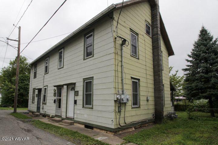 612-616 THOMAS AVENUE, Williamsport, PA 17701 - #: WB-92810