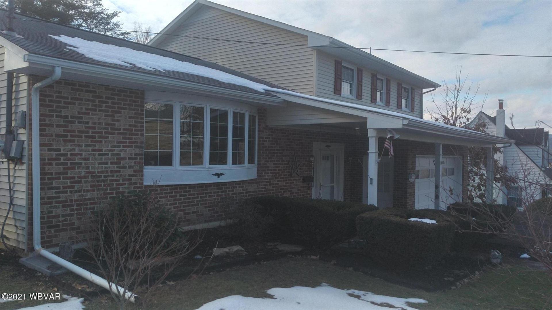 313 HOBSON STREET, Mill Hall, PA 17751 - #: WB-91821