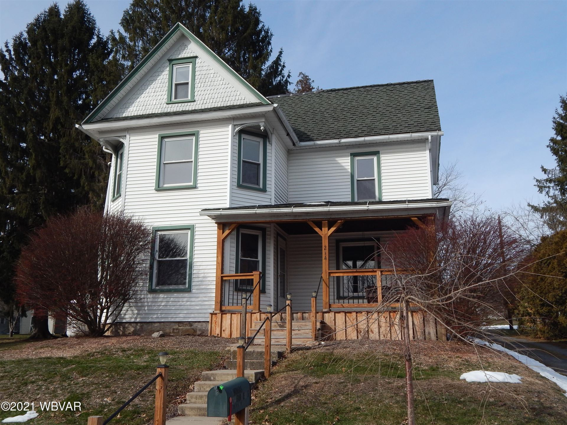 214 FAIRVIEW STREET, Jersey Shore, PA 17740 - #: WB-91824