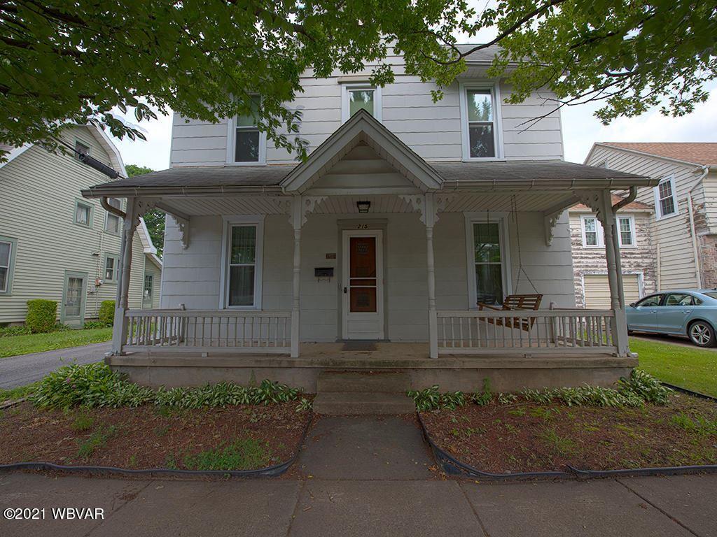 215 N MONTOUR STREET, Montoursville, PA 17754 - #: WB-92836