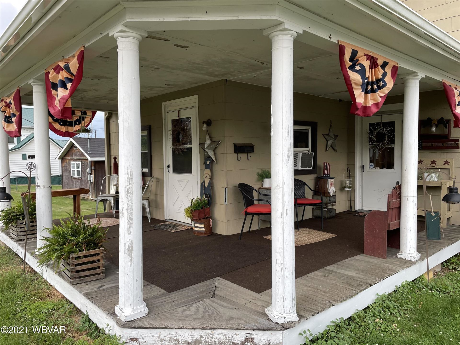 108 W BROWN STREET, Lock Haven, PA 17745 - #: WB-92844