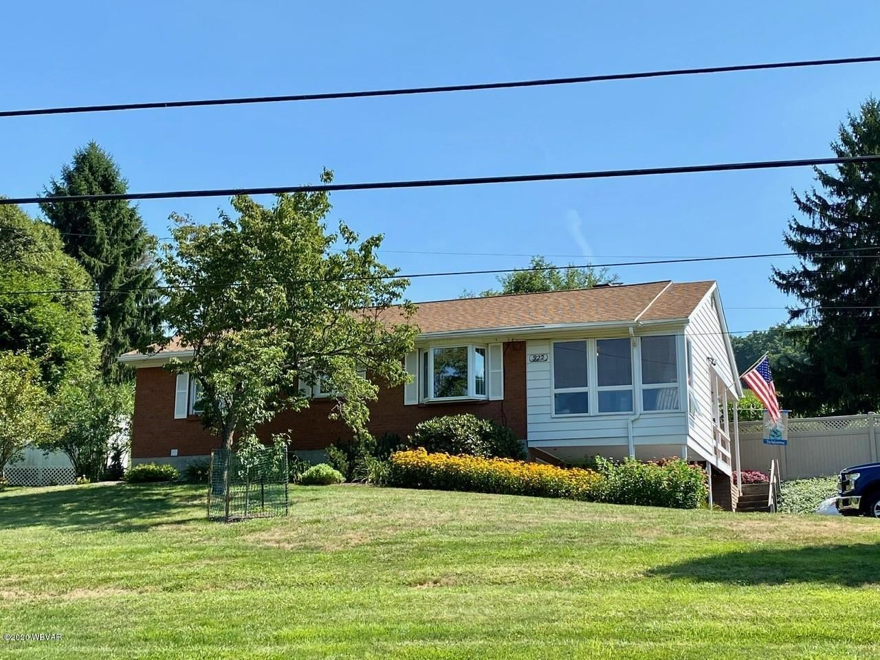 922 NORTHWAY RD EXTENSION, Williamsport, PA 17701 - #: WB-90846