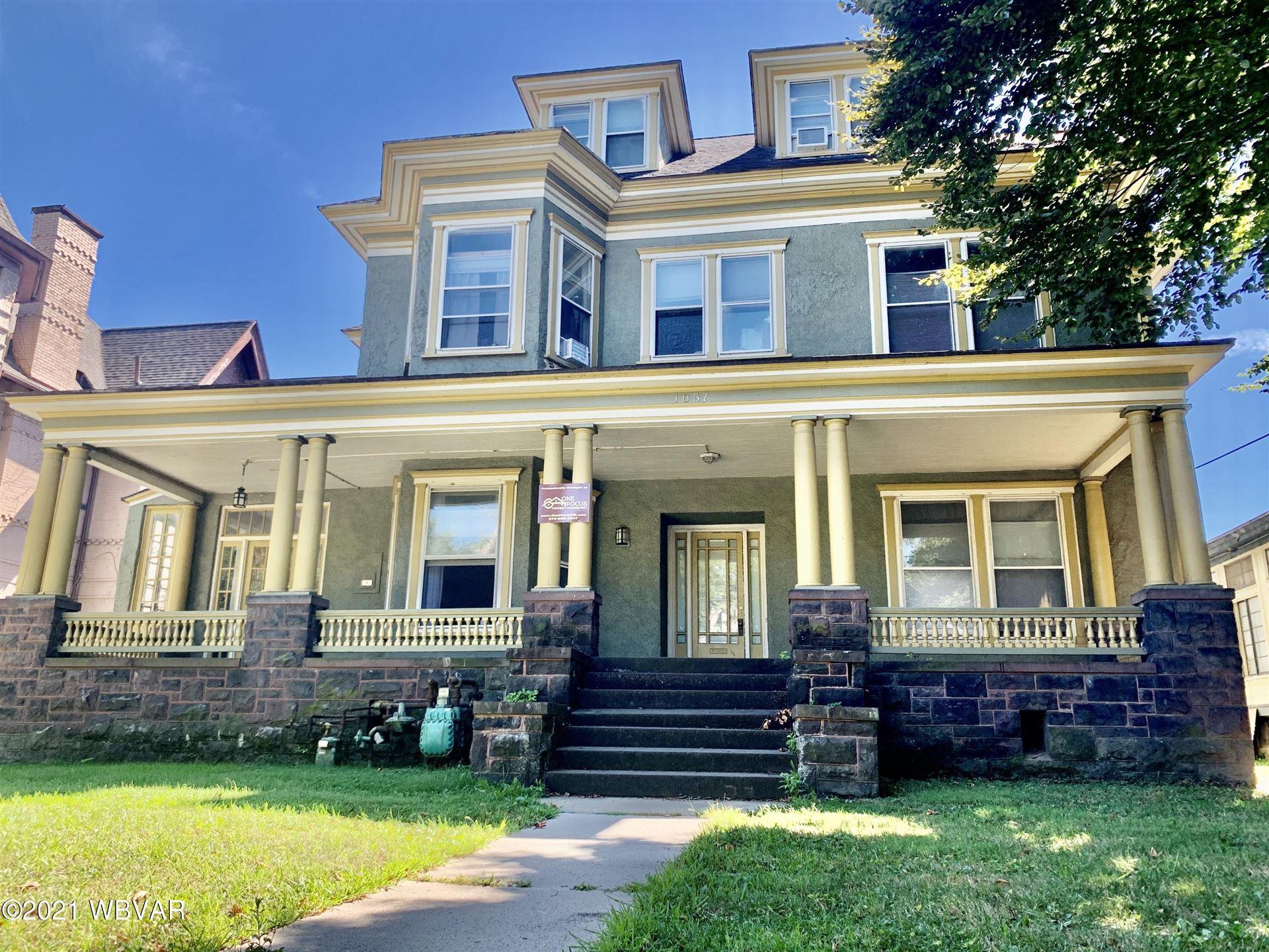 1057 W 4TH STREET, Williamsport, PA 17701 - #: WB-91850
