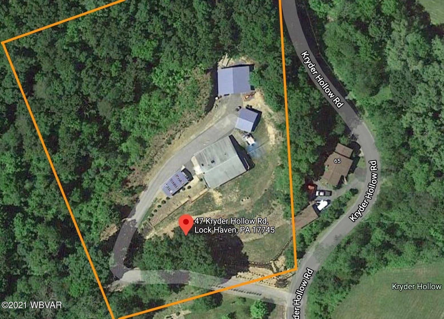 47 KRYDER HOLLOW ROAD, Lock Haven, PA 17745 - #: WB-91855