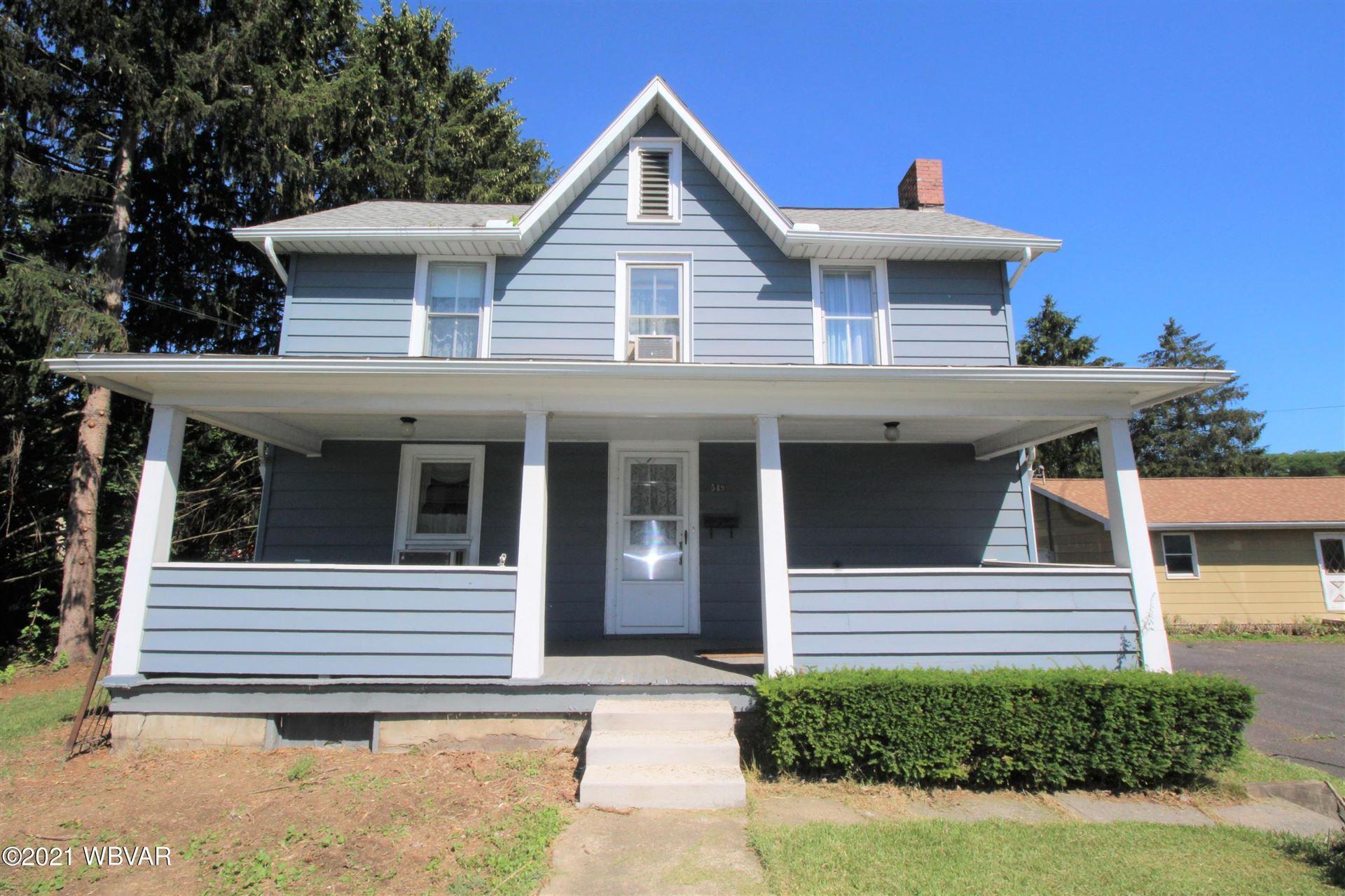 549 HIGH STREET, Flemington, PA 17745 - #: WB-92856