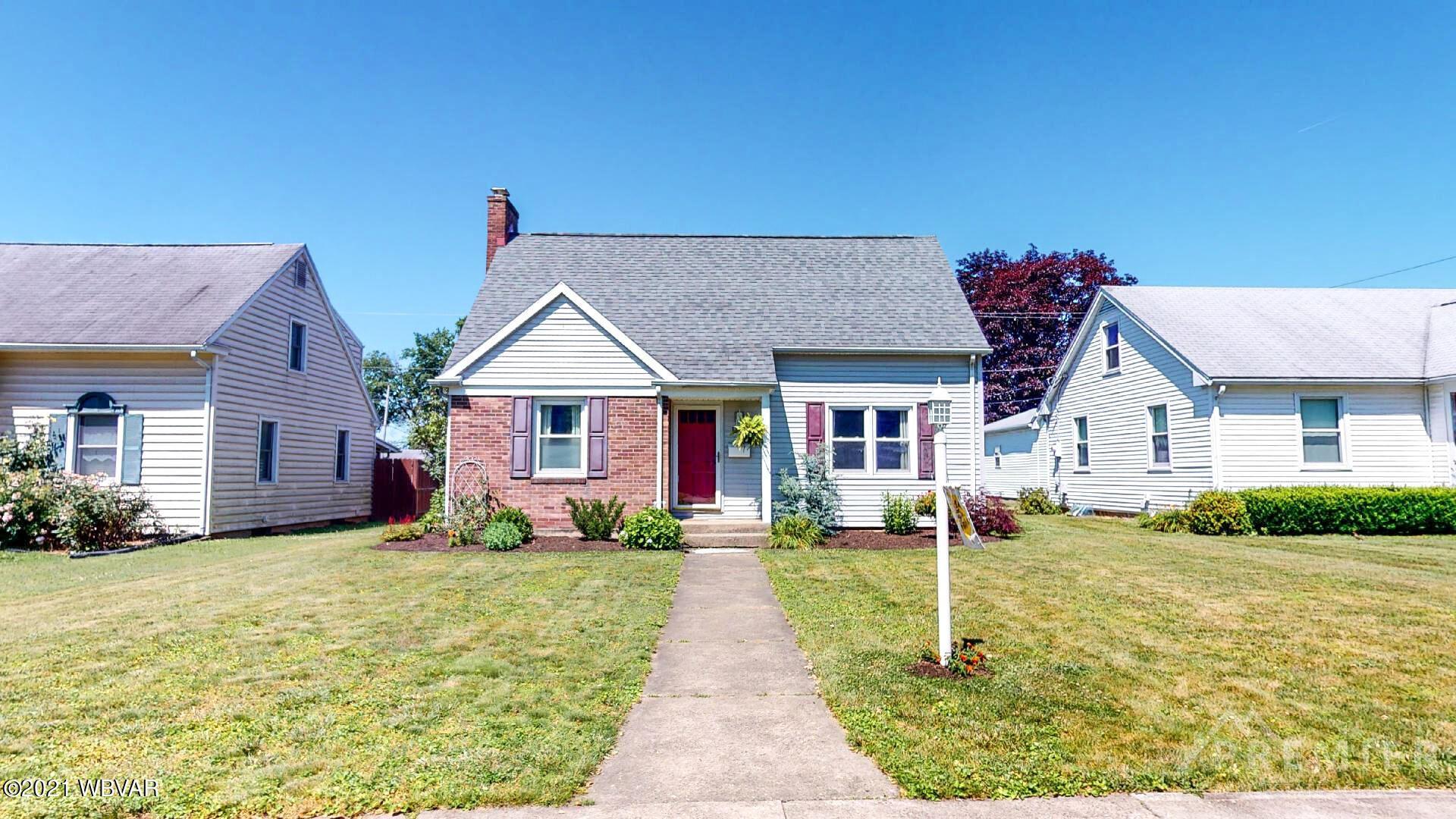 1367 CLAYTON AVENUE, Williamsport, PA 17701 - #: WB-92863