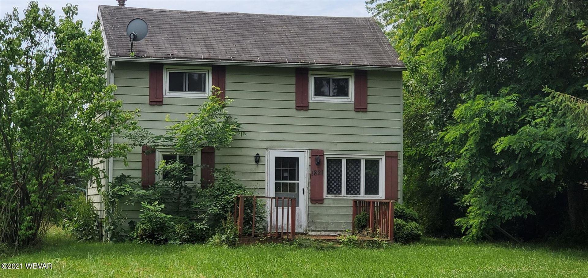 1821 SWEELEY AVENUE, Williamsport, PA 17701 - #: WB-92868