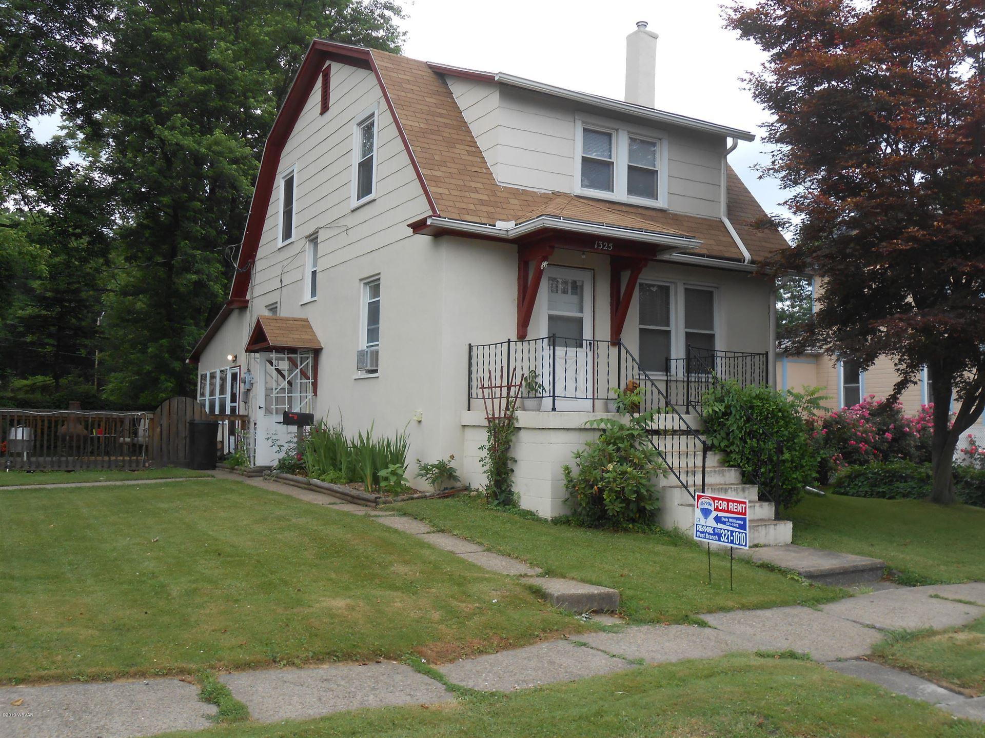 1325 DEWEY AVENUE, Williamsport, PA 17701 - #: WB-67874