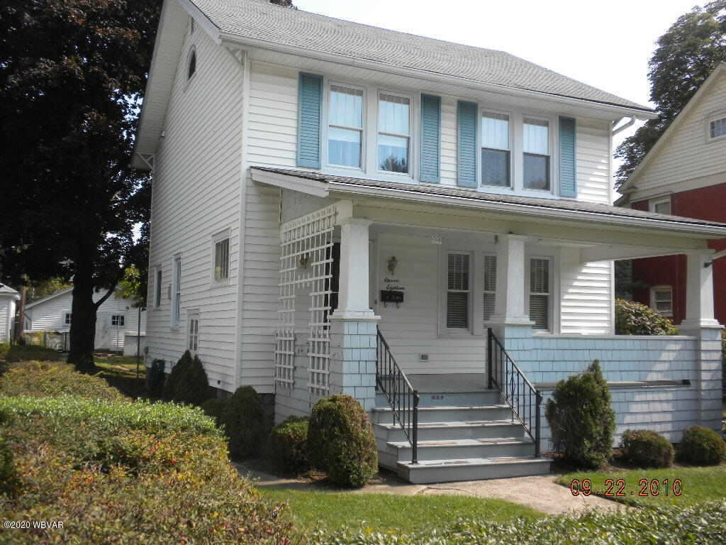 1118 BALDWIN STREET, Williamsport, PA 17701 - #: WB-89894