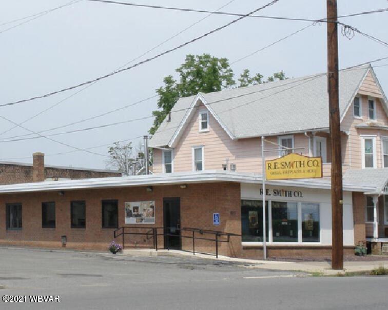 607 CEMETERY STREET, Williamsport, PA 17701 - #: WB-91904