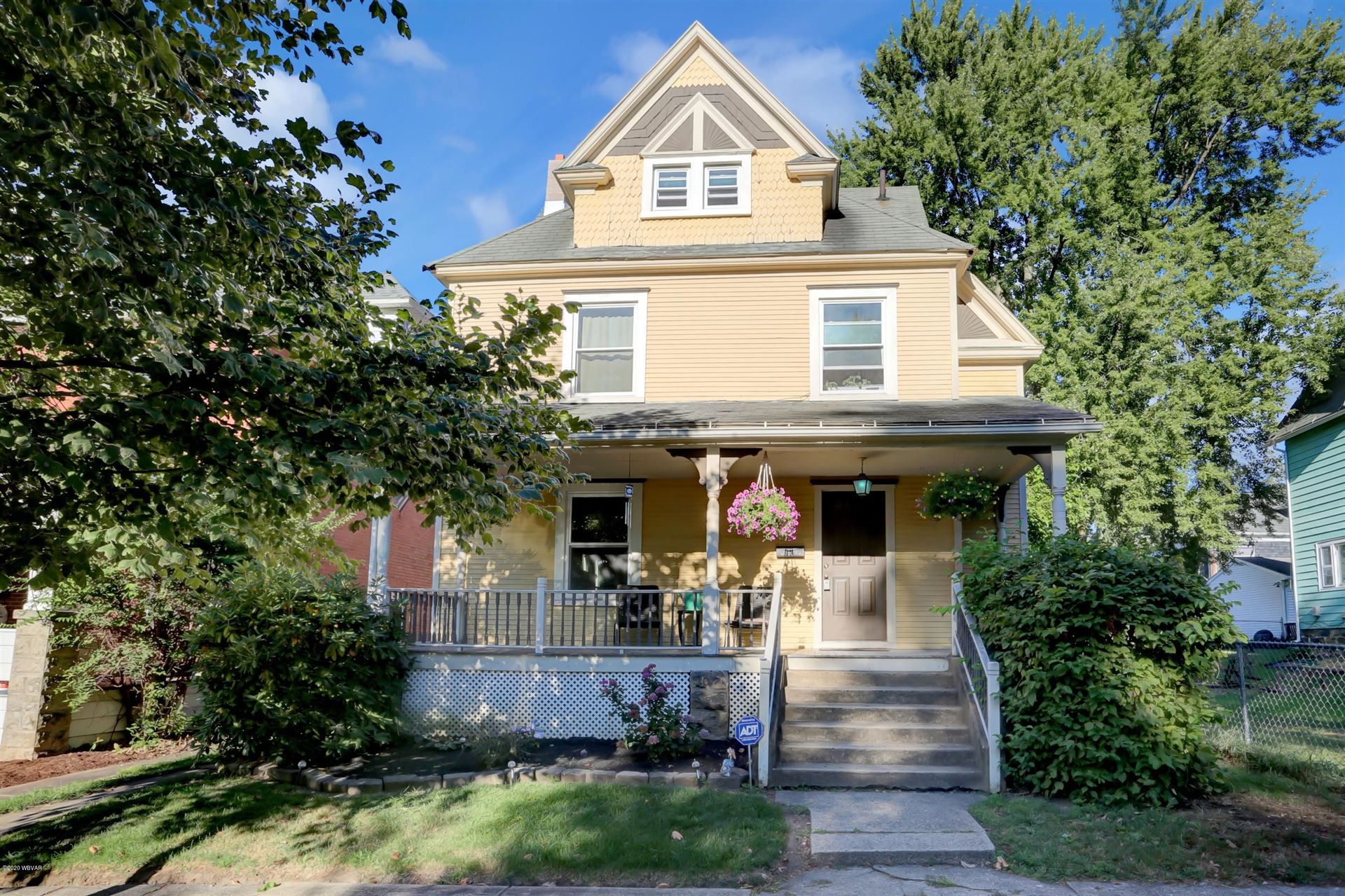 721 4TH AVENUE, Williamsport, PA 17701 - #: WB-90906