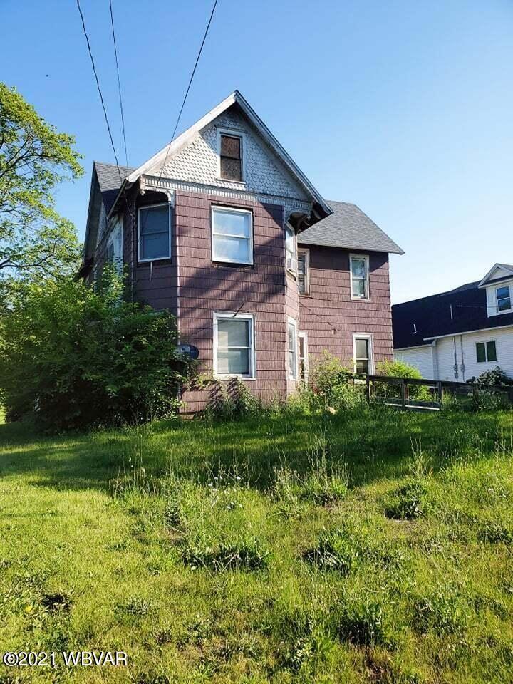 806 PROSPECT AVENUE, Lock Haven, PA 17745 - #: WB-92907