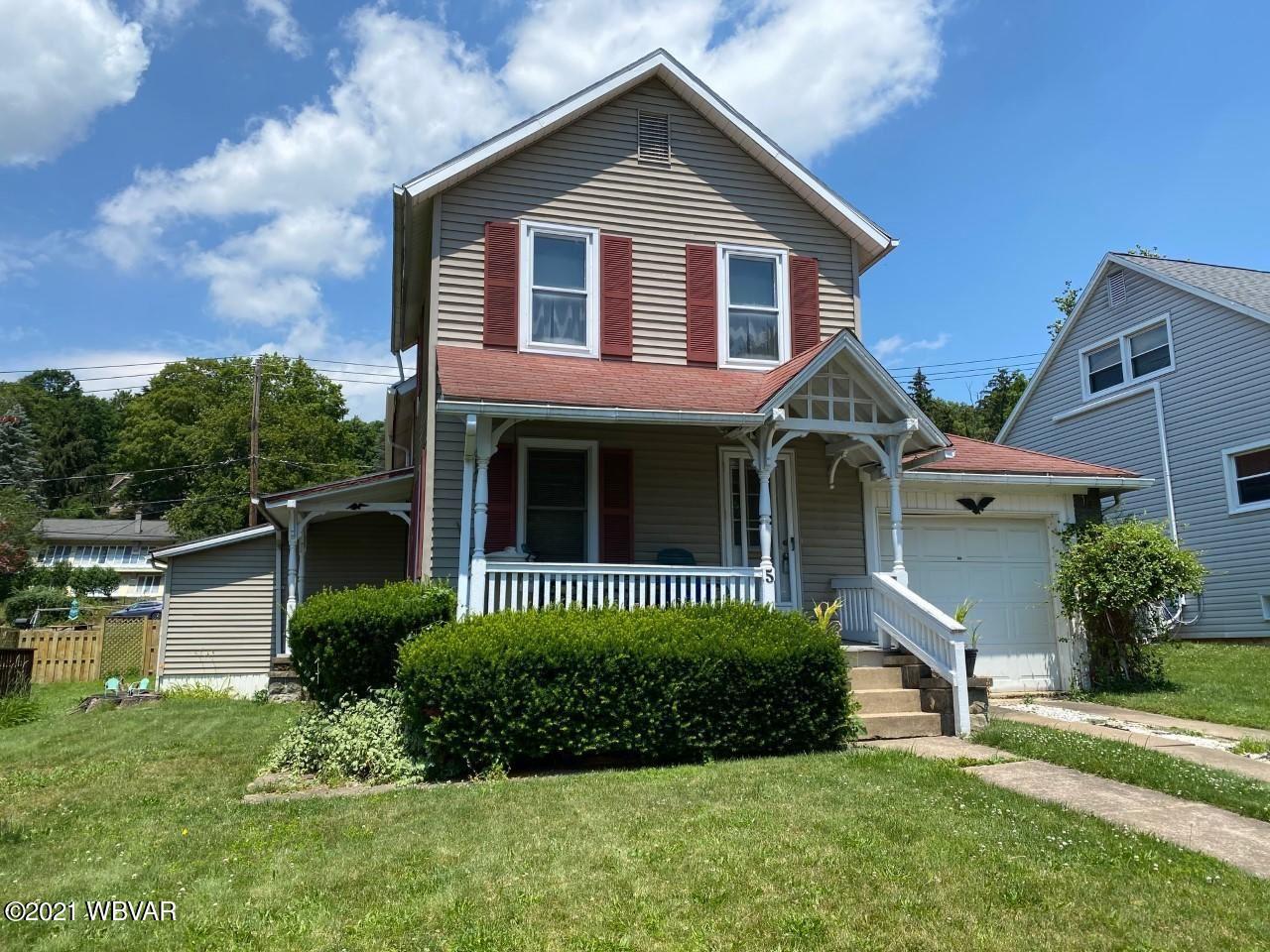 5 CHARLOTTE STREET, Williamsport, PA 17701 - #: WB-92914