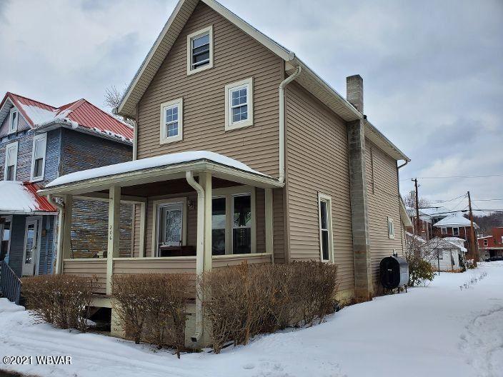 206 DANIS STREET, Mill Hall, PA 17751 - #: WB-91921