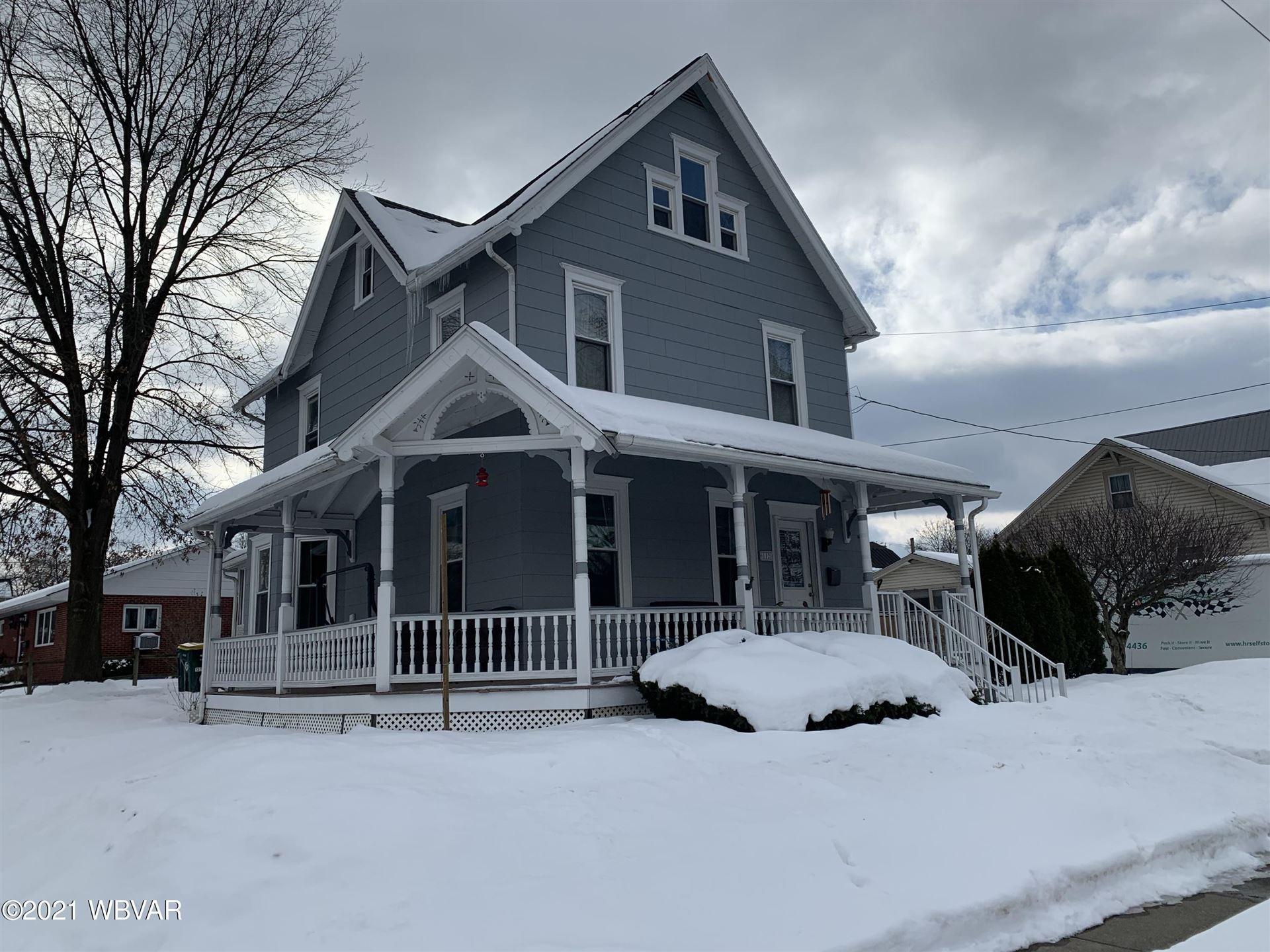 112 NEW STREET, Muncy, PA 17756 - #: WB-91923