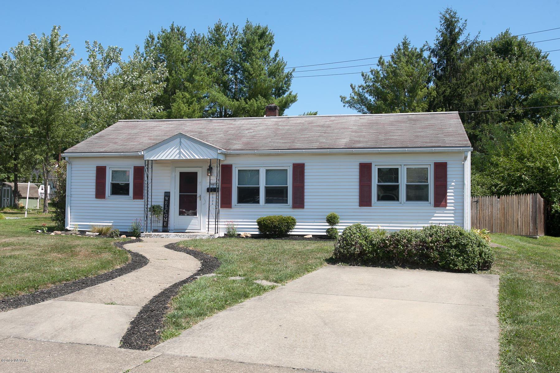 1620 MARLIN PARKWAY, Williamsport, PA 17701 - #: WB-90925