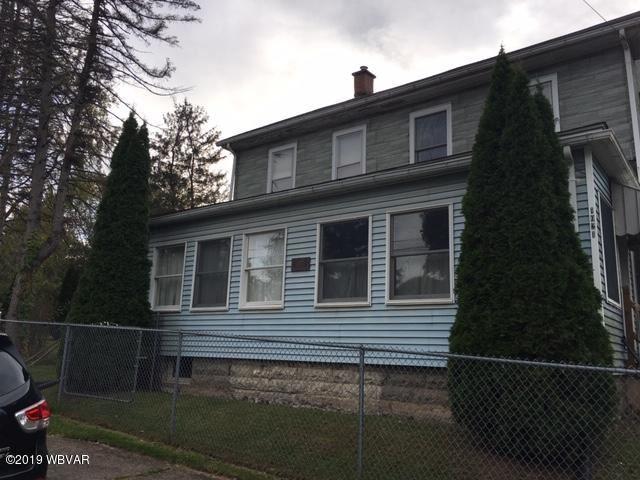 1021 ALMOND STREET, Williamsport, PA 17701 - #: WB-88928