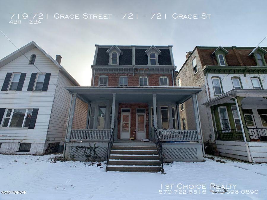 721 GRACE STREET, Williamsport, PA 17701 - #: WB-89931