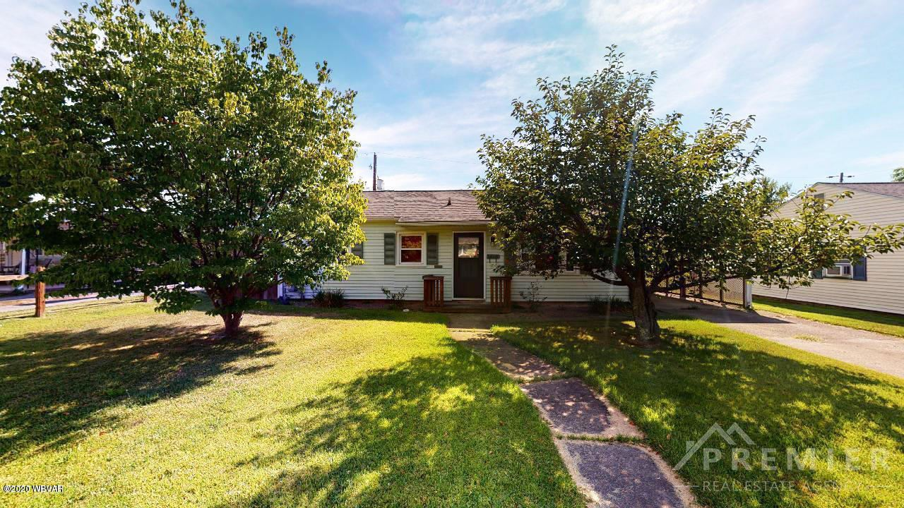 1618 WARREN AVENUE, Williamsport, PA 17701 - #: WB-90936