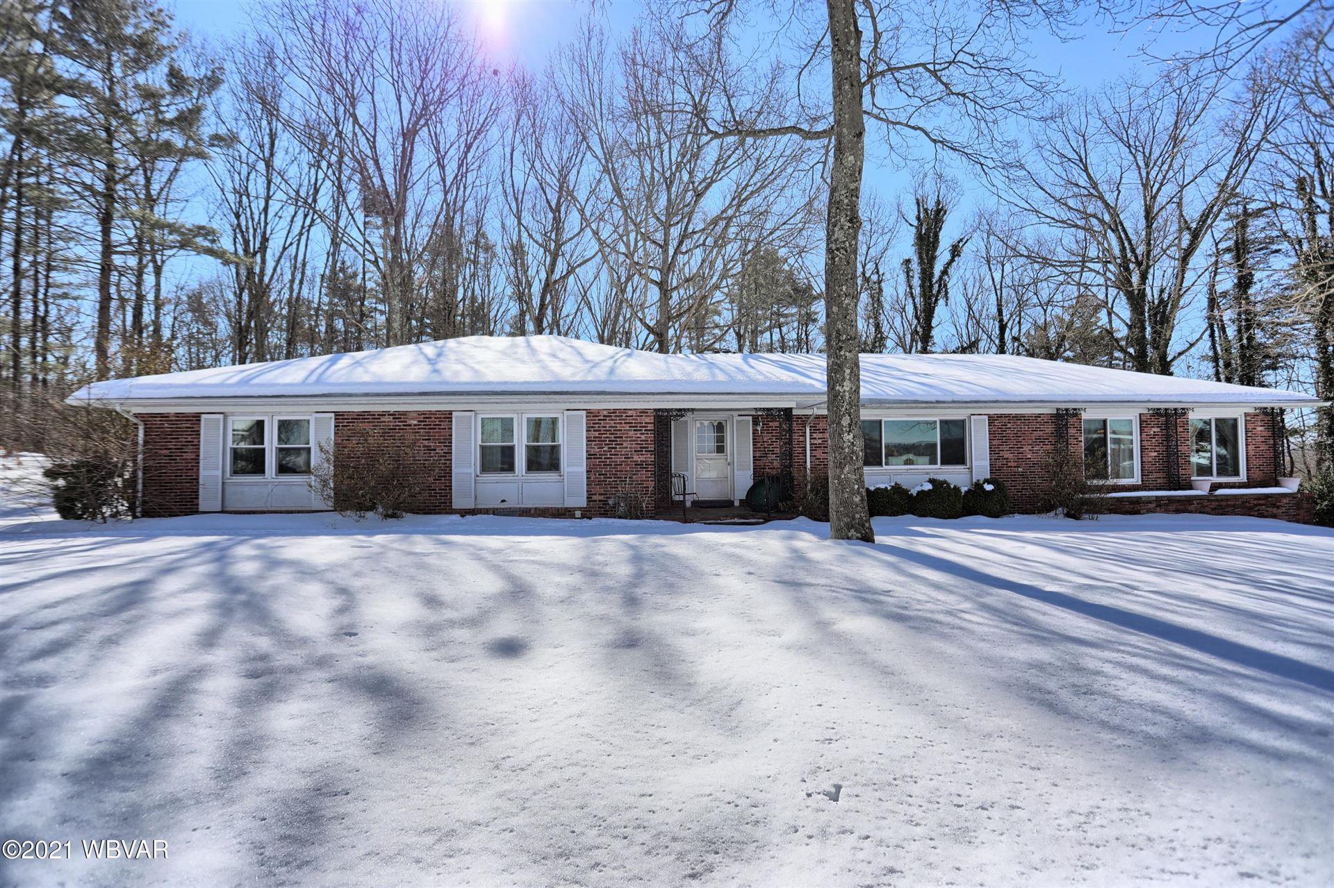 313 GRIMESVILLE ROAD, Williamsport, PA 17701 - #: WB-91945