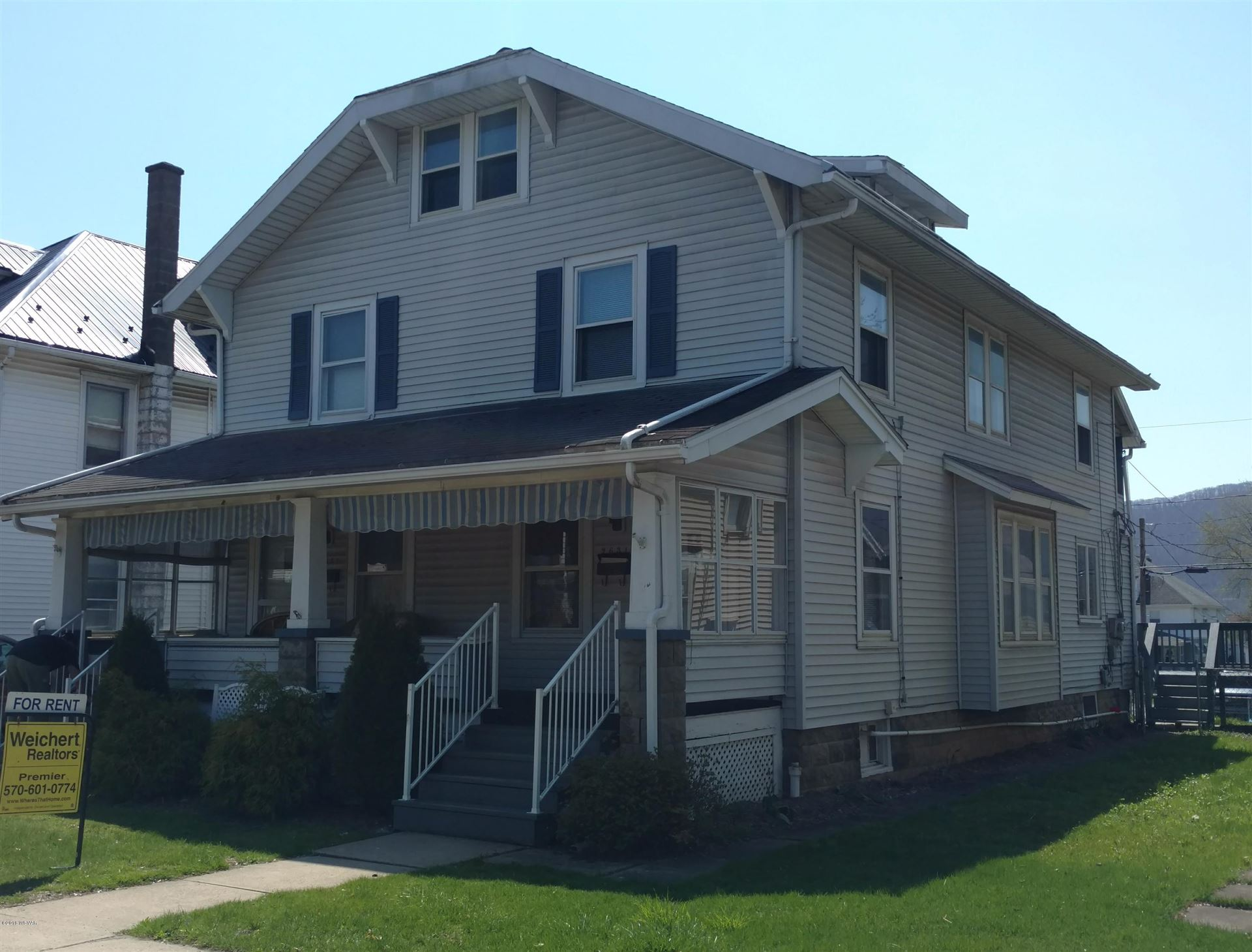 2631 W FOURTH STREET, Williamsport, PA 17701 - #: WB-83947