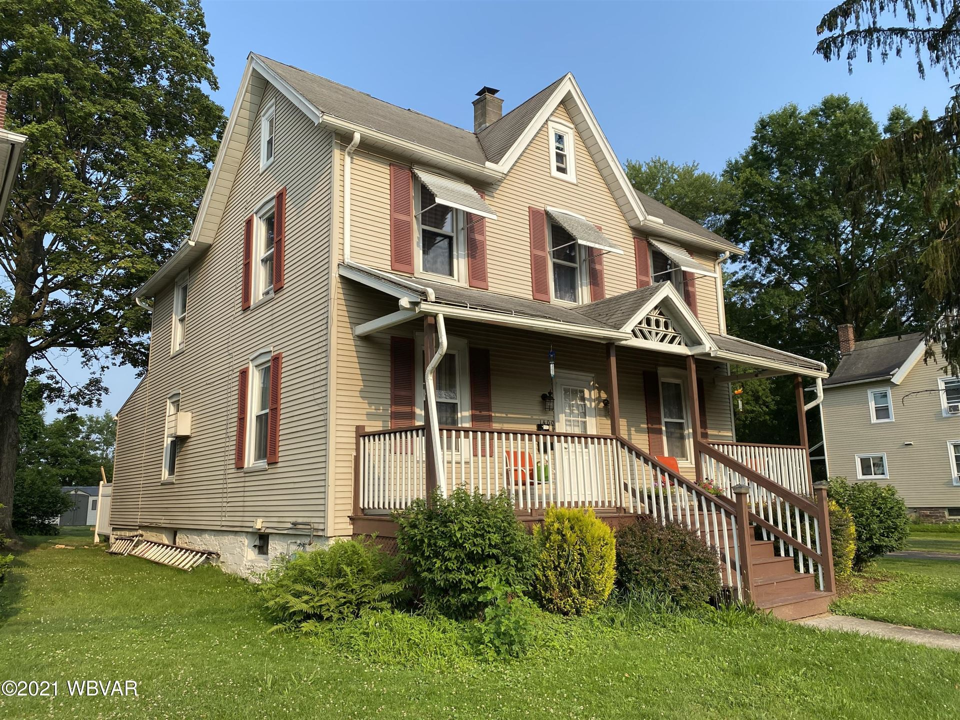 1400 ALMOND STREET, Williamsport, PA 17701 - #: WB-92947