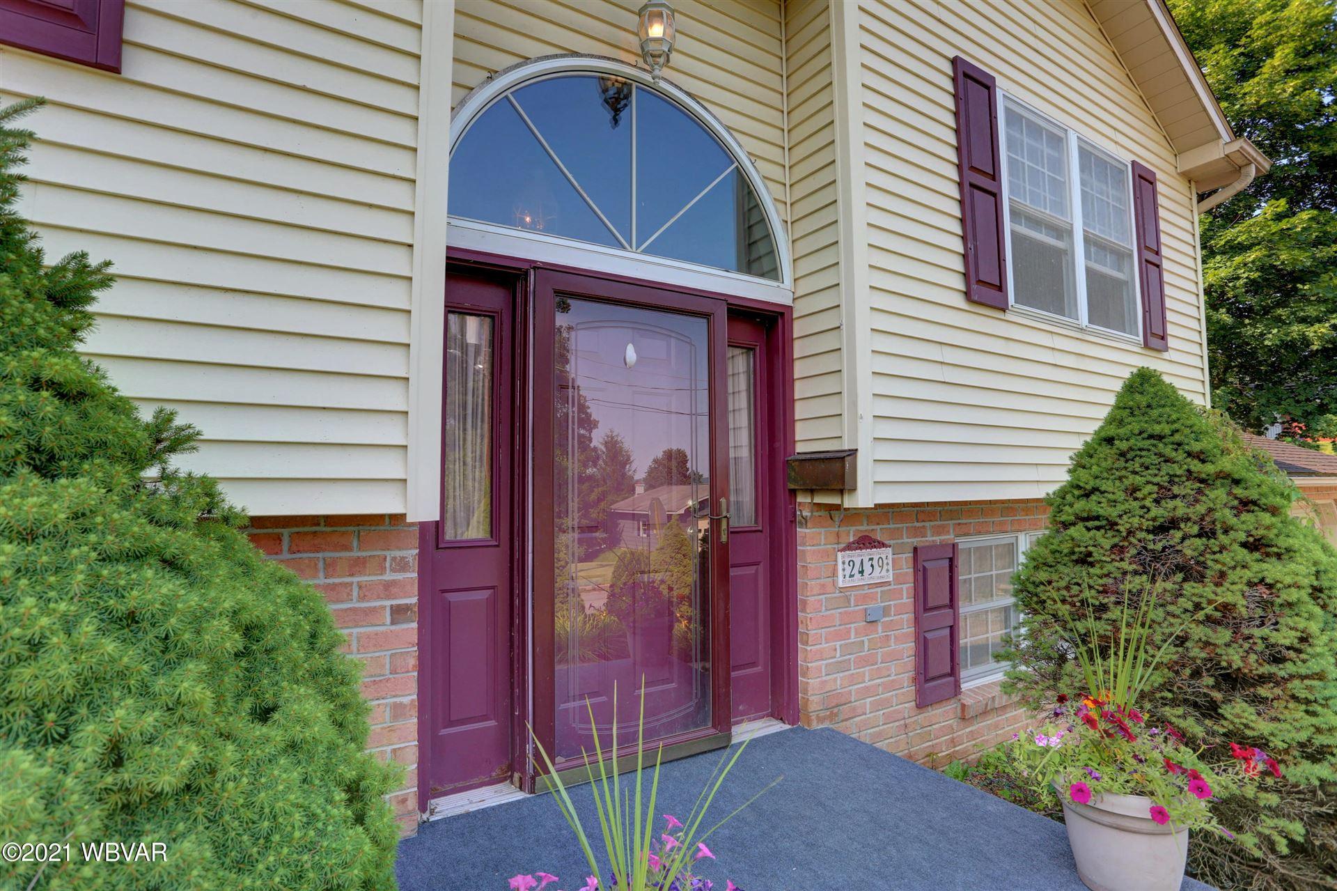 2439 HIGHLAND AVENUE, Duboistown, PA 17702 - #: WB-92959
