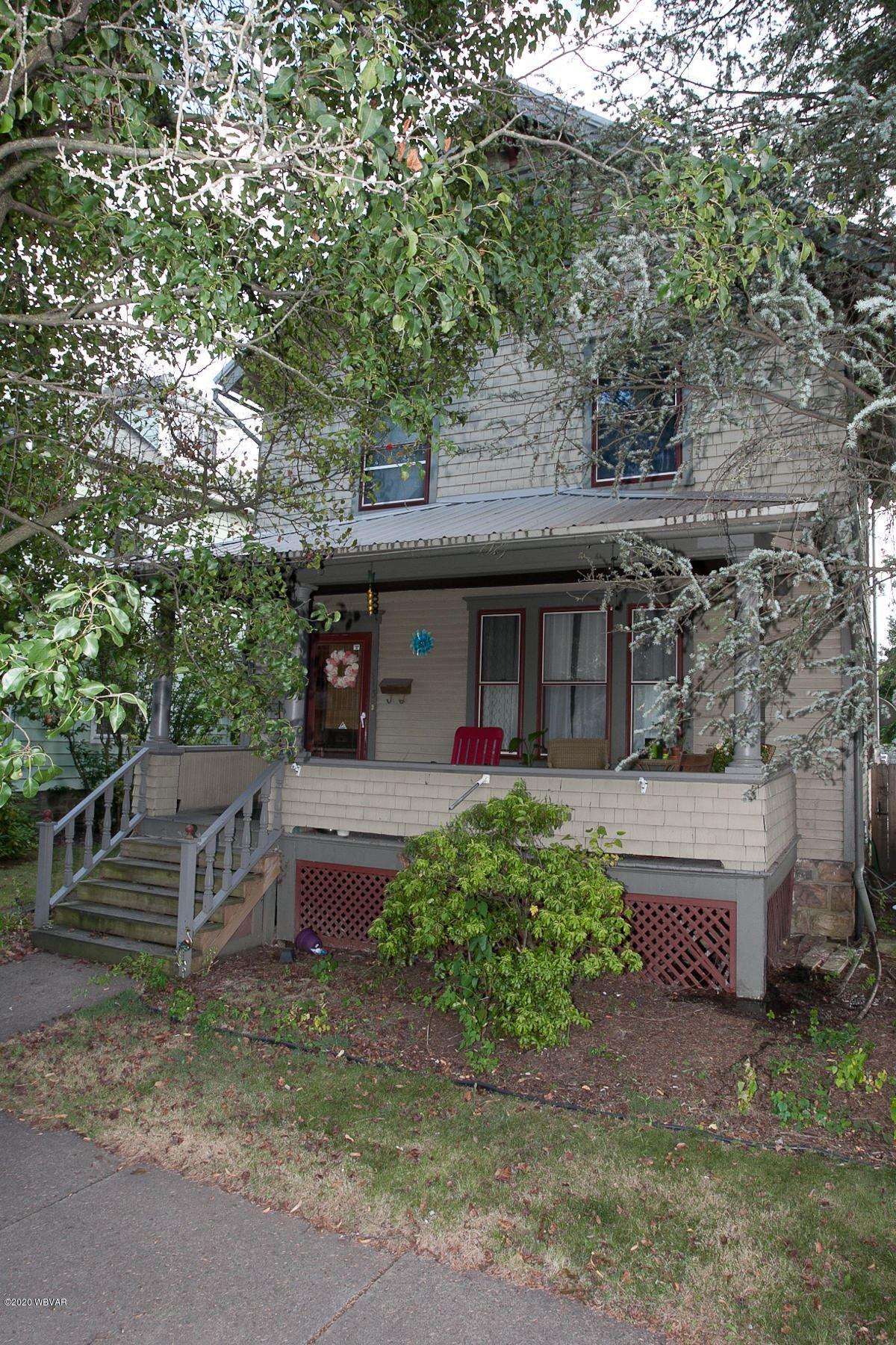 915 PARK AVENUE, Williamsport, PA 17701 - #: WB-90964