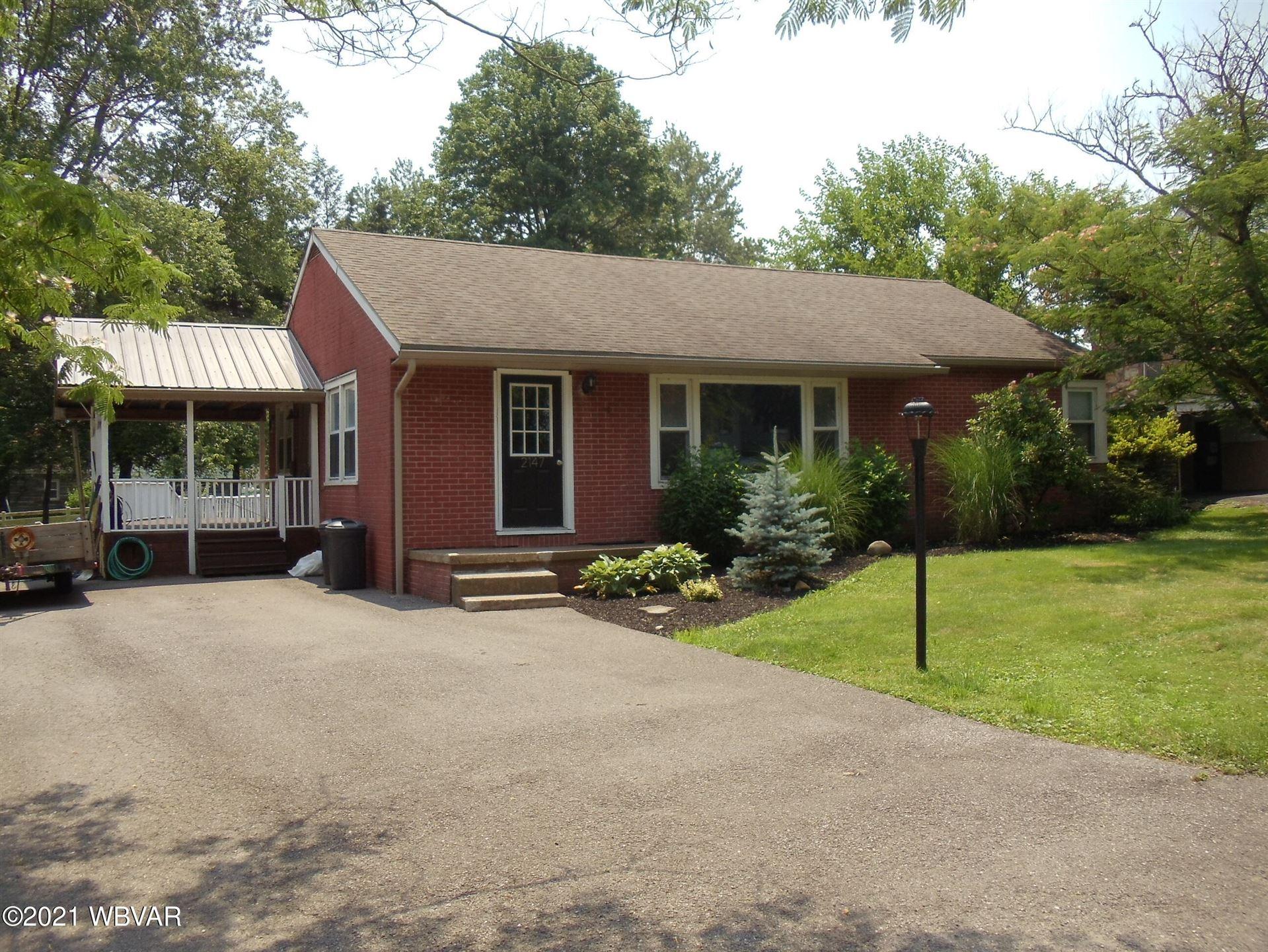 2147 ROOSEVELT AVENUE, Williamsport, PA 17701 - #: WB-92966
