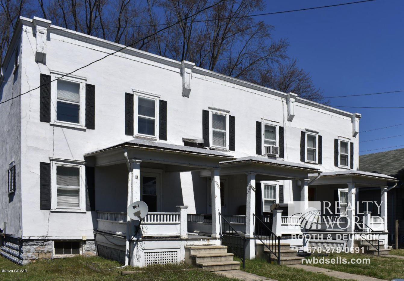 1916-1918 NEWBERRY STREET, Williamsport, PA 17701 - #: WB-89969