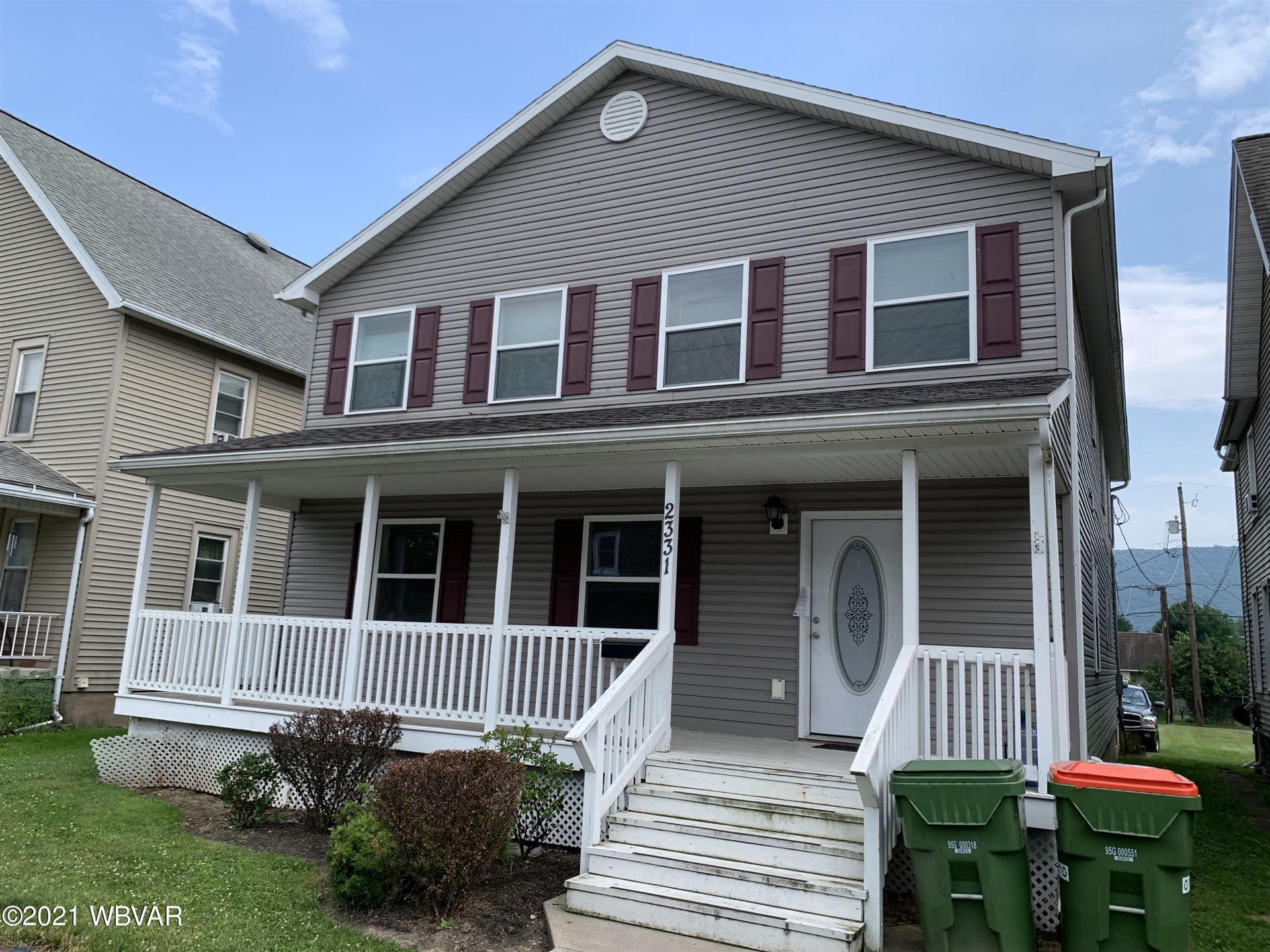 2331 LINN STREET, Williamsport, PA 17701 - #: WB-92970