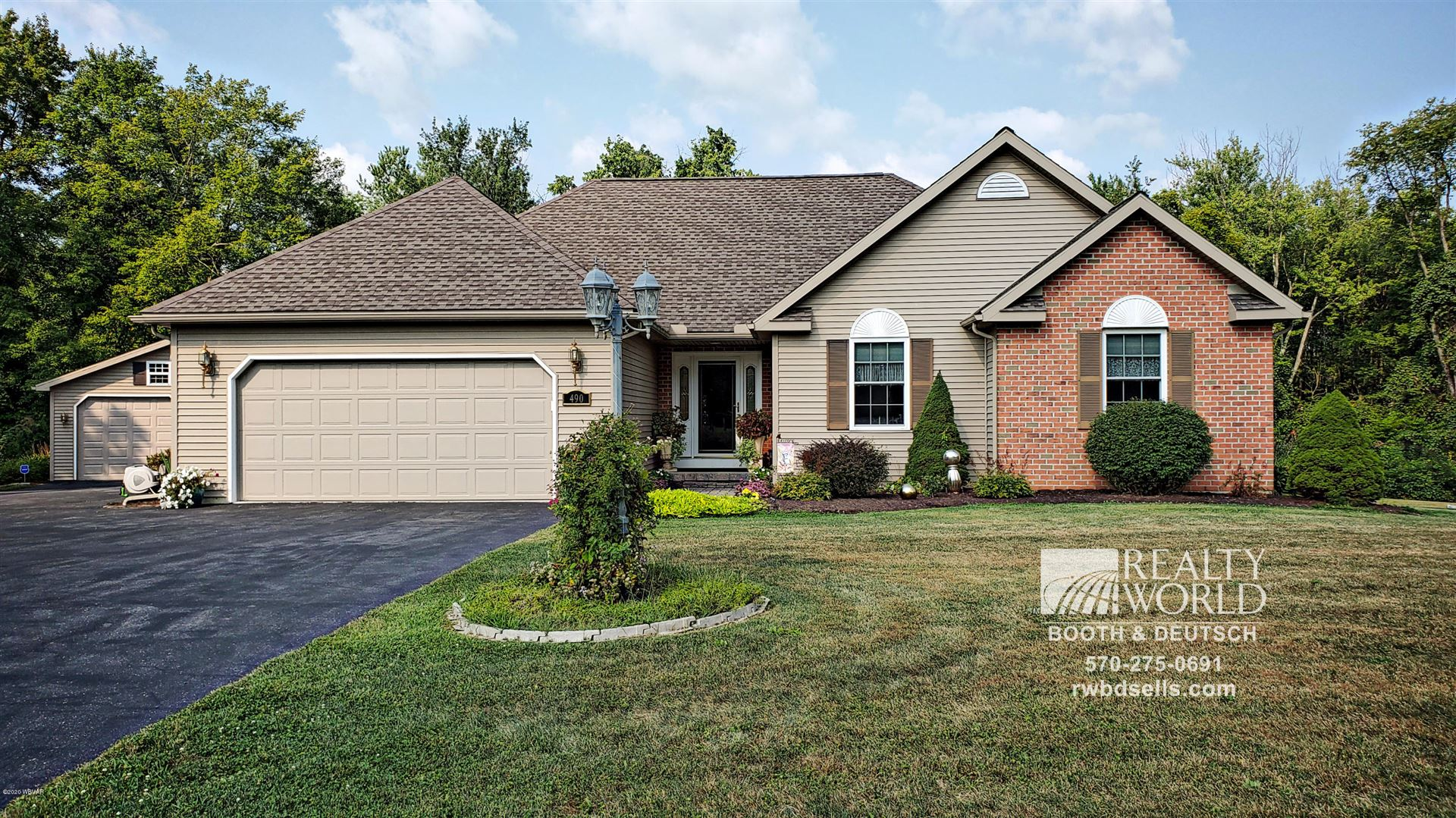 490 FOGELMAN ROAD, Muncy, PA 17756 - #: WB-90972