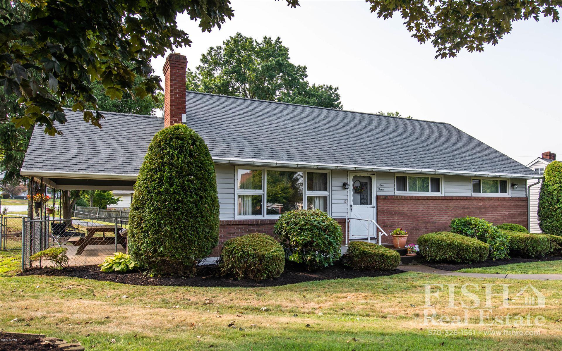 912 WILLOW STREET, Montoursville, PA 17754 - #: WB-90973