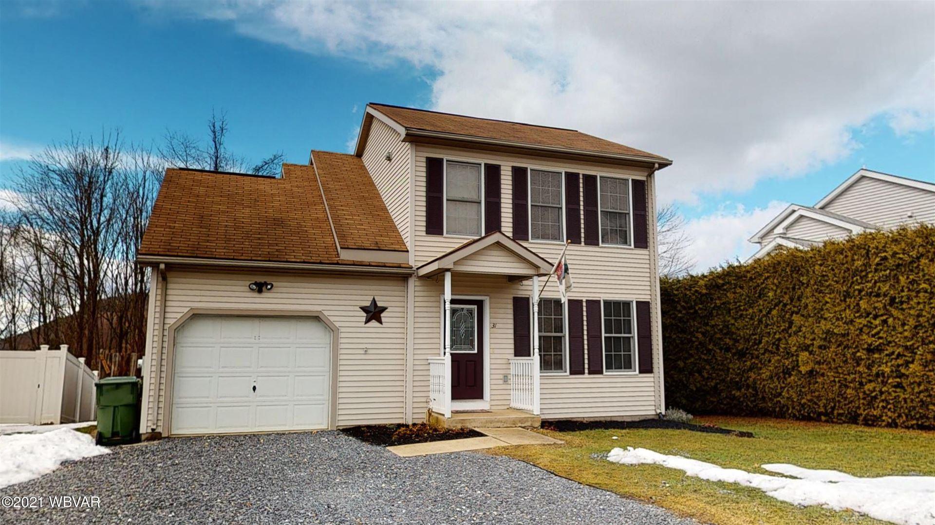 31 TERRACE LANE, Williamsport, PA 17701 - #: WB-91974