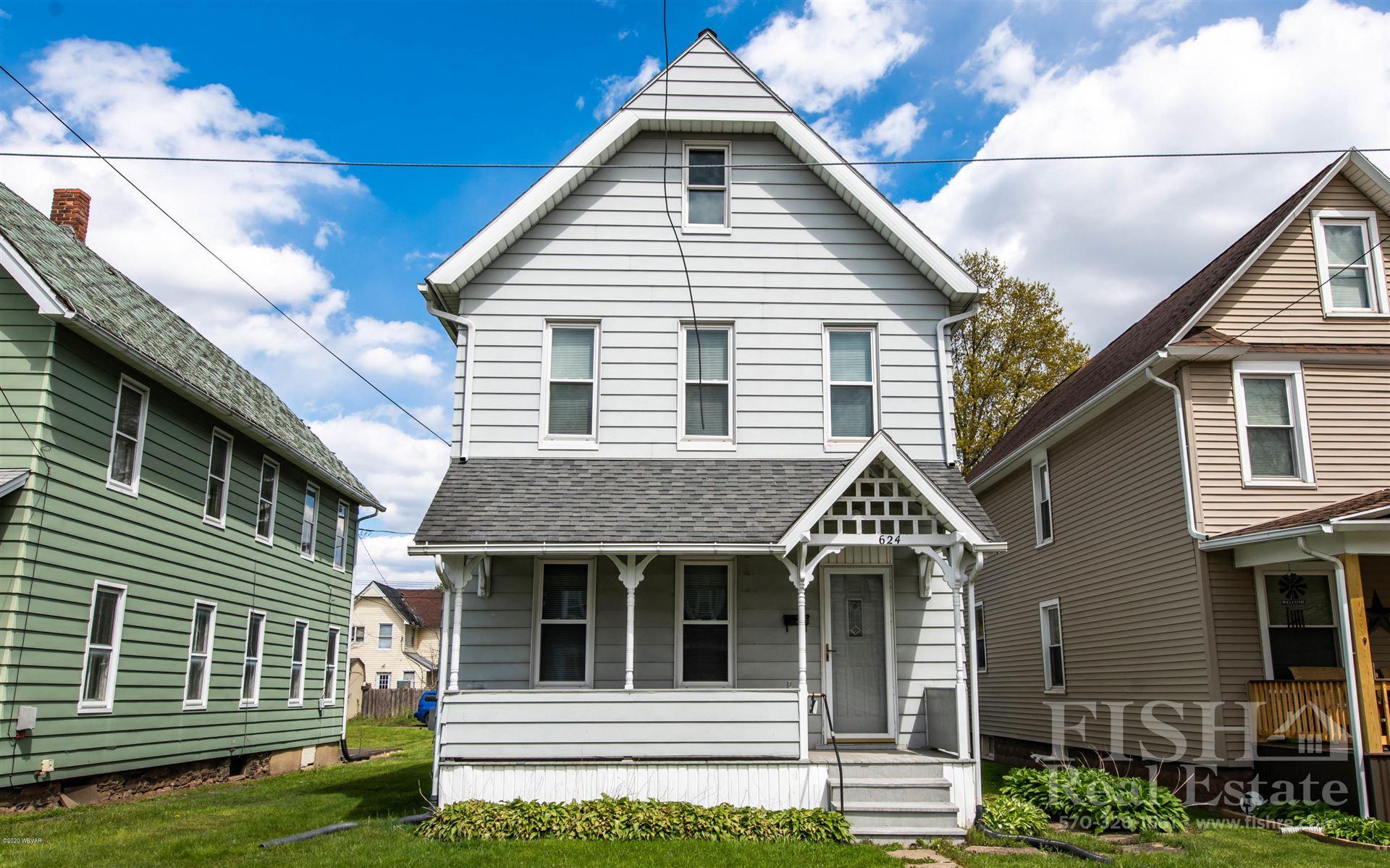 624 THIRD AVENUE, Williamsport, PA 17701 - #: WB-89978