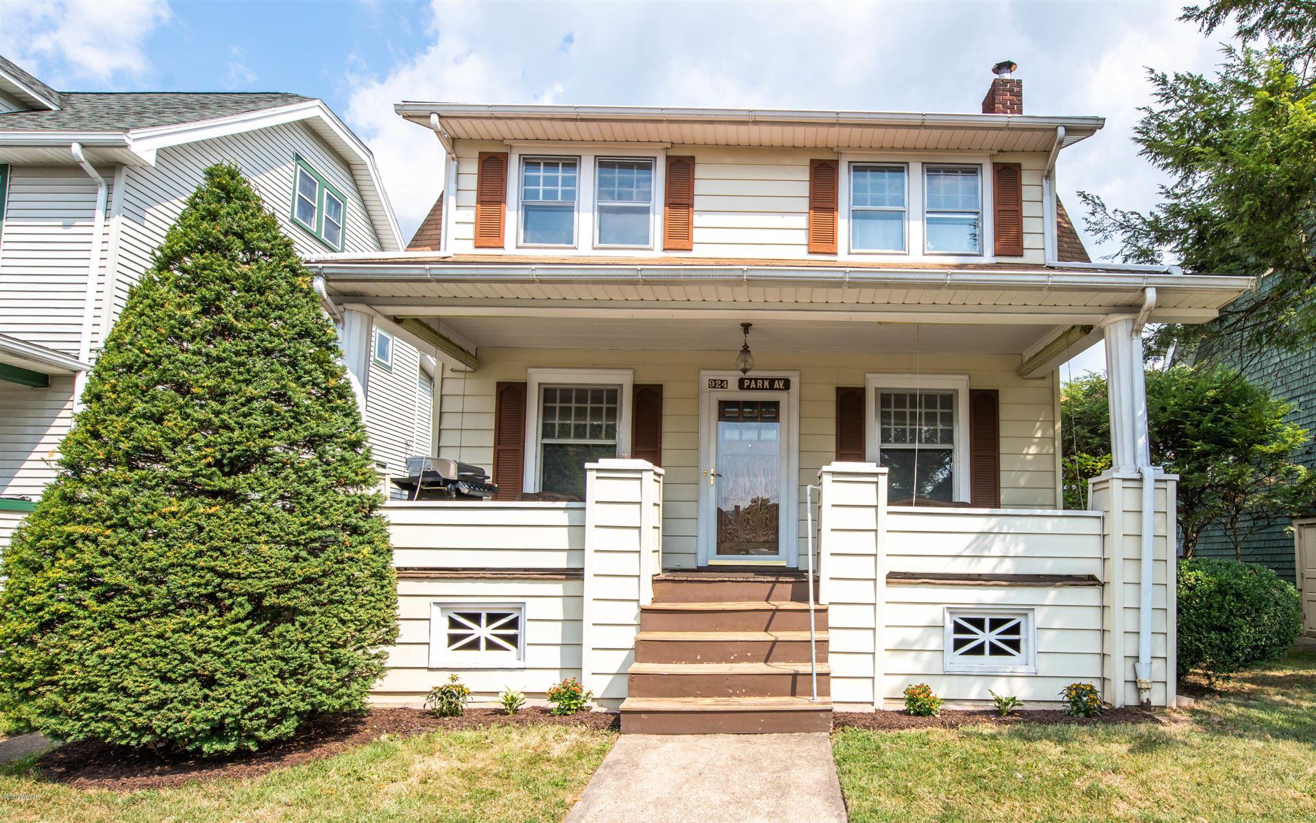 924 PARK AVENUE, Williamsport, PA 17701 - #: WB-90982