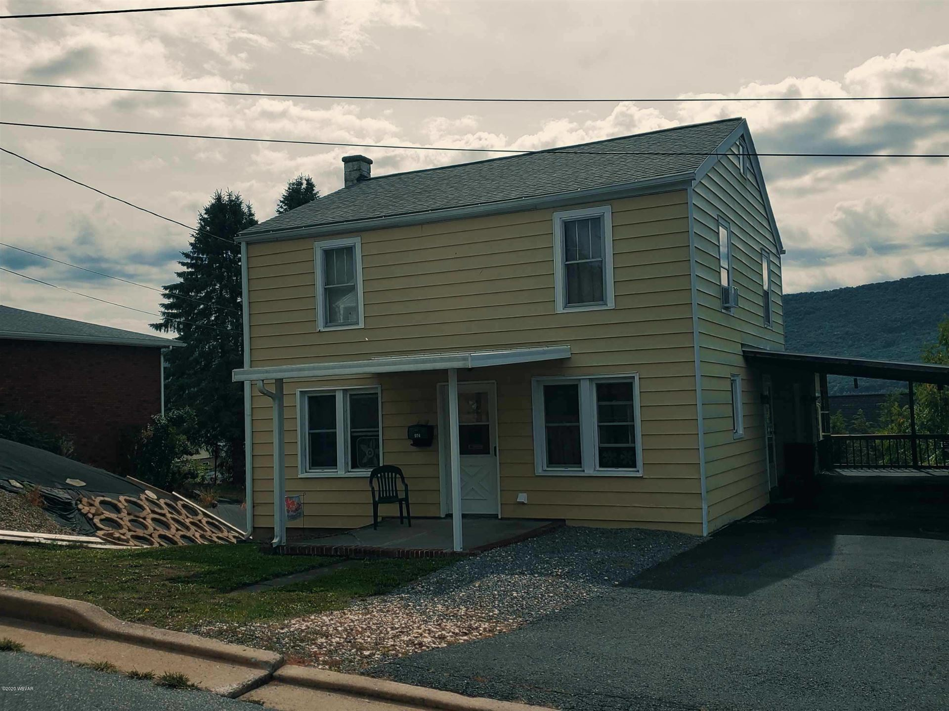 974 CENTER STREET, Lock Haven, PA 17745 - #: WB-90984