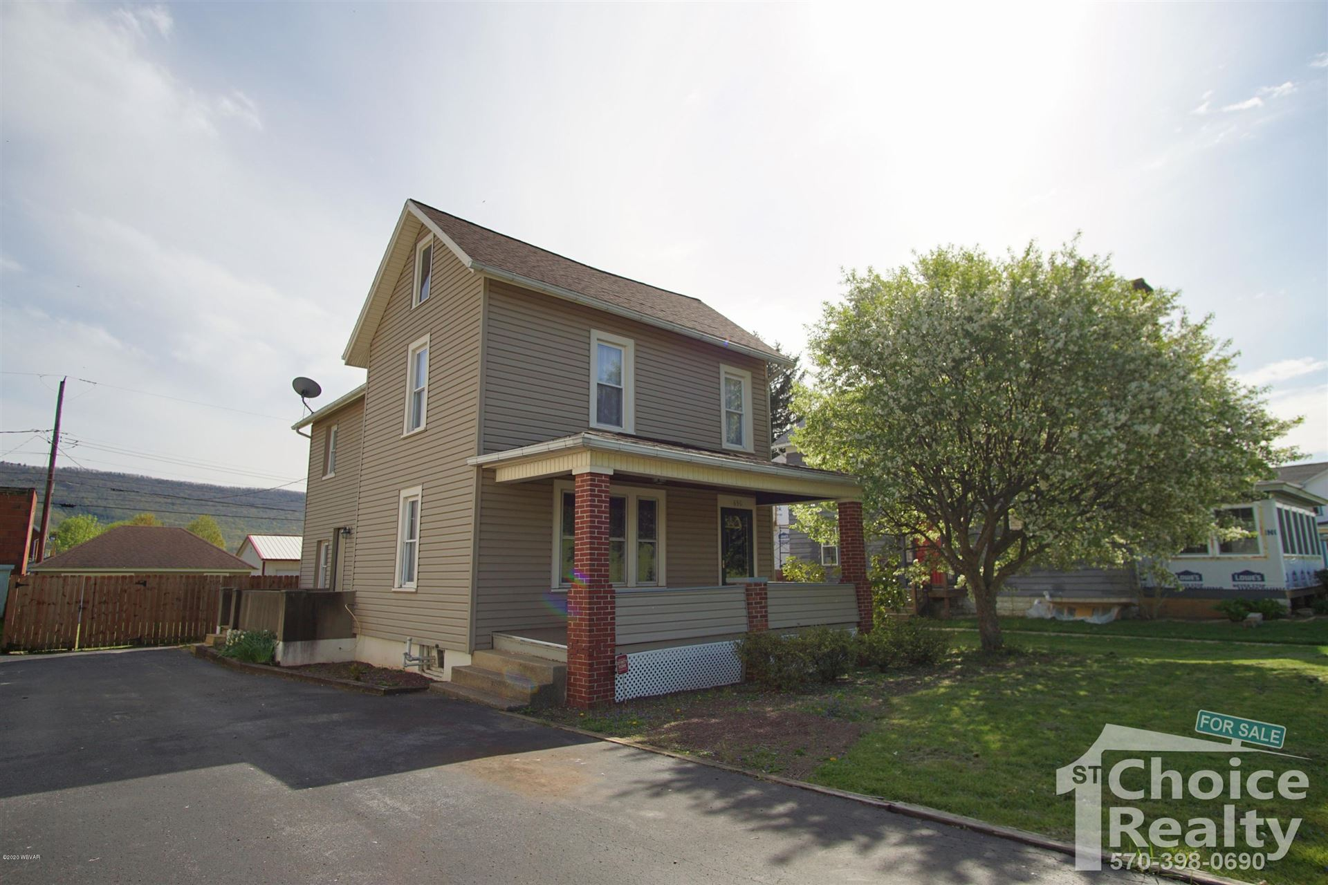 650 E WATER STREET, Lock Haven, PA 17745 - #: WB-89986