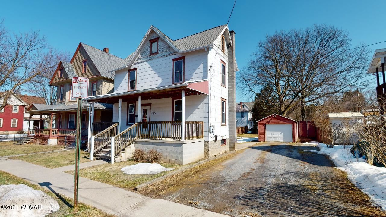 922 CHERRY STREET, Williamsport, PA 17701 - #: WB-91986