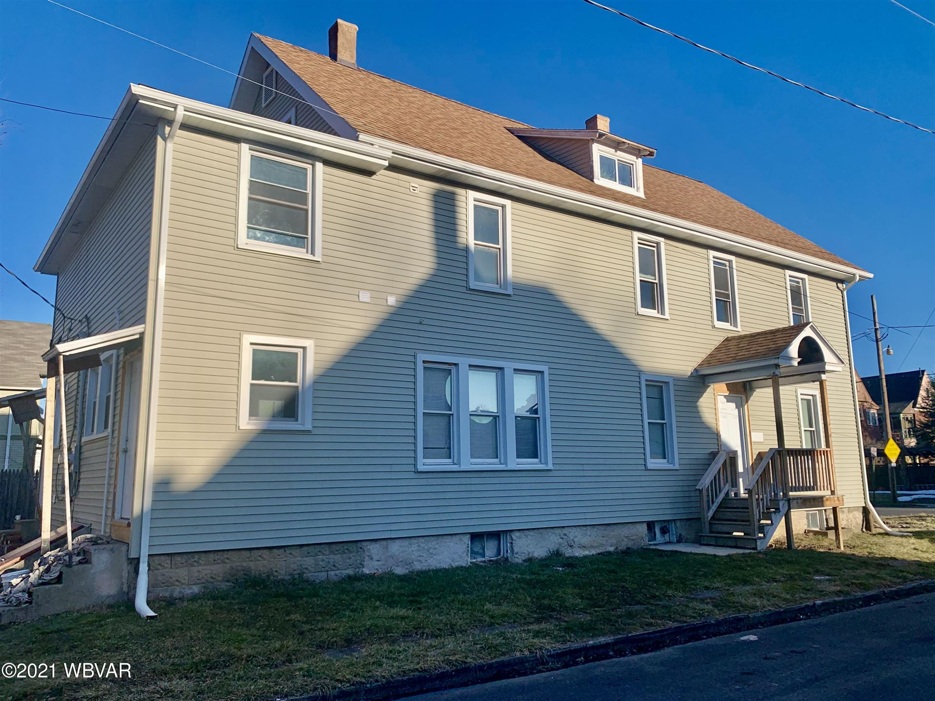 808-810 PARK AVENUE, Williamsport, PA 17701 - #: WB-91994