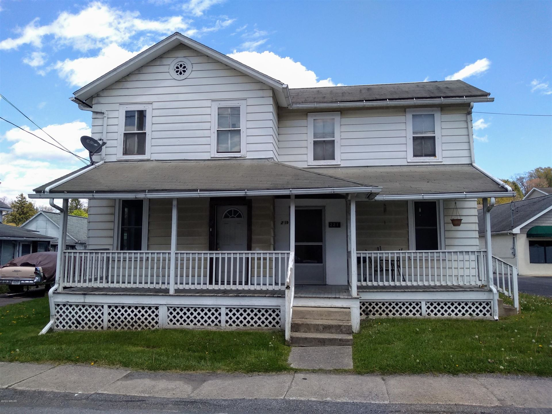 221 VALLEY STREET, South Williamsport, PA 17702 - #: WB-89996