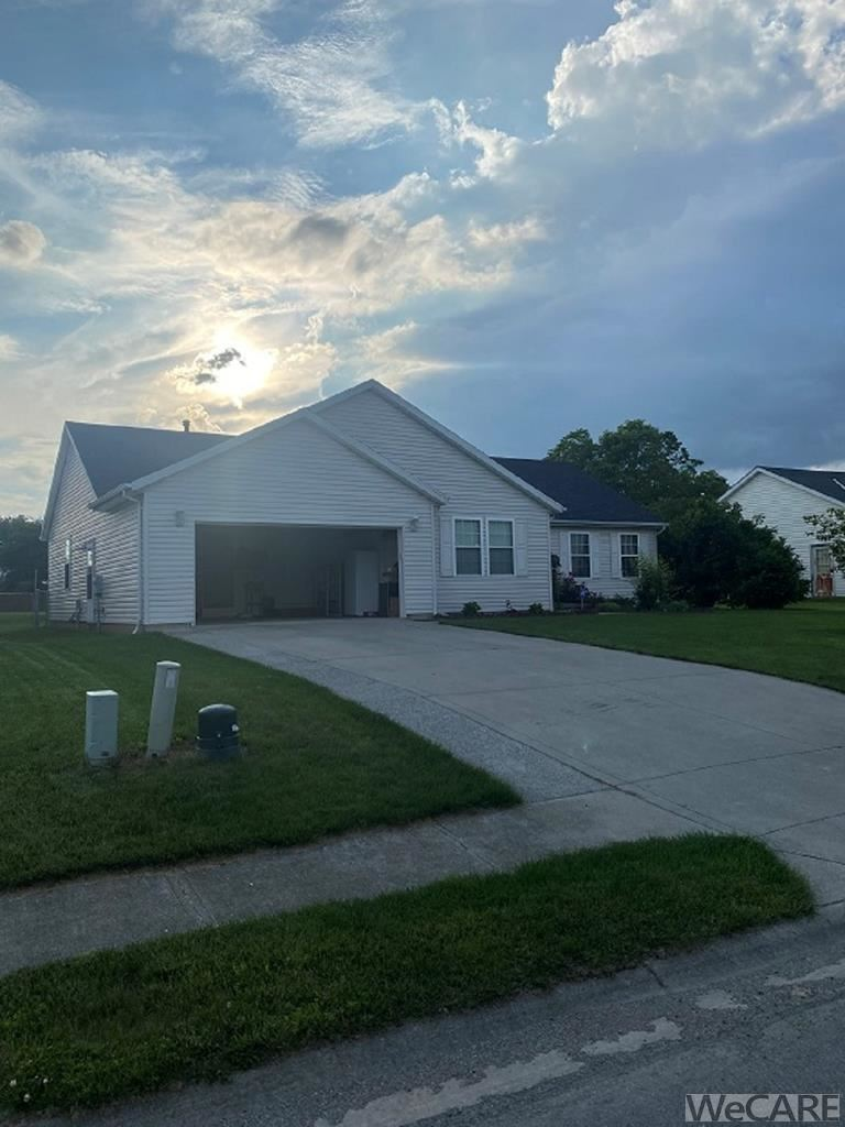Photo of 144 Lincoln Place, North Baltimore, OH 43060 (MLS # 205217)