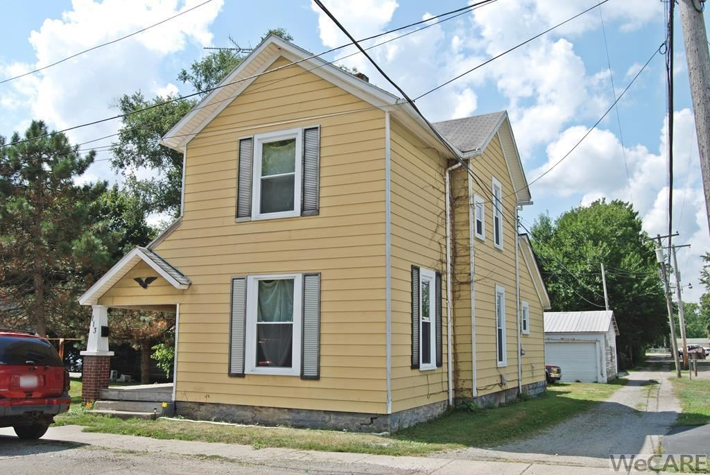 113 N. West Street, Bellefontaine, OH 43311 - #: 206251