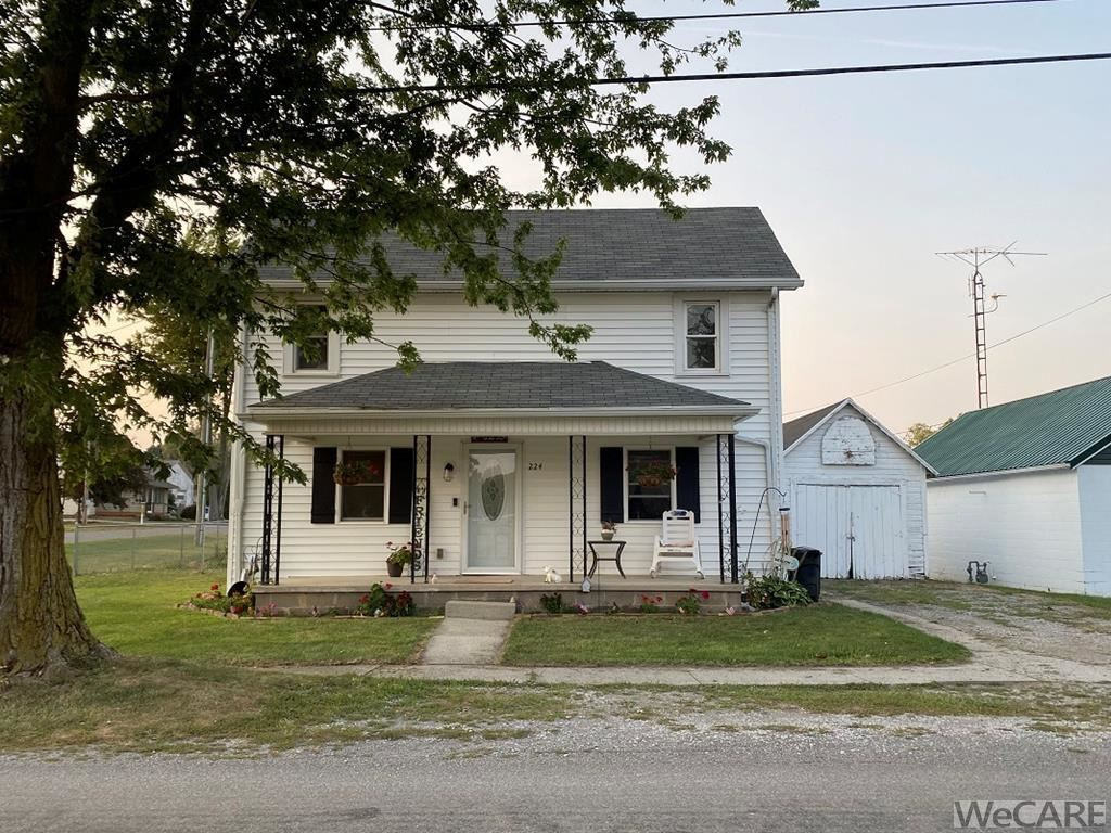 Photo of 224 W. Marion St., Mt Victory, OH 43340 (MLS # 206428)