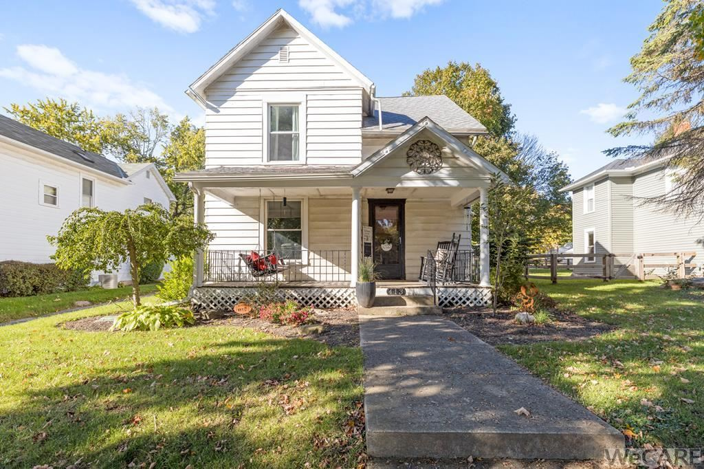 413 E. Brown Ave., Bellefontaine, OH 43311 - #: 206743
